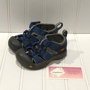 Keen Waterproof Outdoor Blue Sandals